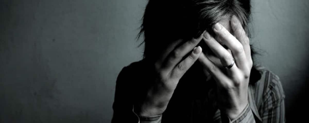 Sintomas físicos de depressão